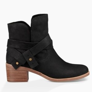 Nwot- UGG Elora Ankle Booties size 11